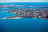 Perth Swan River - 4159