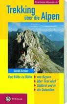 Trekking über die Alpen