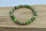 grünes Kupfer Türkis Stein Armband