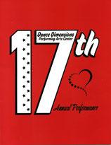 Dance Dimensions Recital 2017