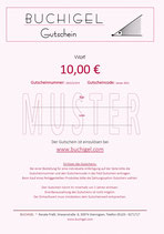 Gutschein für 25 €