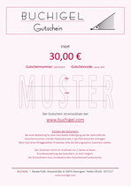 Gutschein für 30 €