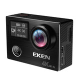 V8S - Super Steady Shot - 4K 25fps EIS Full-Time Image Stabilizer / Wide-Angle 170 / WiFi Control