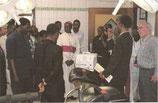 2003 St. Benedict Hospital in Ndanda