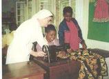 1988 Handwerkerschule Peramiho