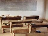 1994 Schulbänke für Mtwara's Schulen