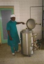 1994 St. Francis Hospital, Ifakara