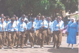 2009 Handwerkerschule Ndanda VTC