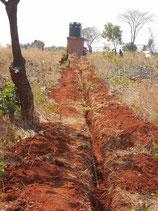 2011 Wasserversorgung Msindo, Hanga und Mawa