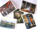 Cartes postales du Château Abbadia - Lot 2