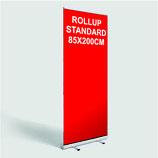 Rollup | Standard | Format ca.  850Bx2000Hmm (Preis/Stk.)