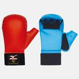 【ミズノ拳サポーター】赤青拳サポーター