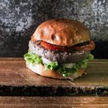 Burger Mediterraneo