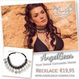 Munt choker necklace