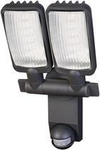 brennenstuhl® Duo Premium City LV5405 PIR LED-Strahler IP44