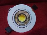 LED Einbau Spot 5 Watt Tageslichtweiß neuste COB-LED Generation