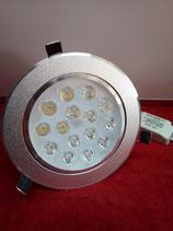 LED Einbau Spot 15 Watt rund