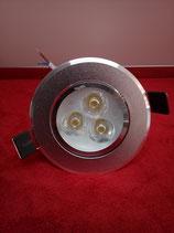 LED Einbau Spot 3 Watt rund
