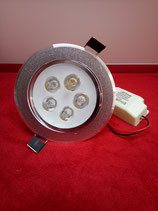 LED Einbau Spot 5 Watt rund