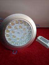 LED Einbau Spot 24 Watt rund