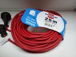 brennenstuhl® Gummiverlängerungskabel, 25 mtr.,