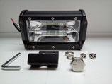"""LED Strahler Arbeitsscheinwerfer 72 Watt   12/24 Volt  5"""""""