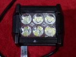 LED Strahler Arbeitsscheinwerfer 18 Watt    12/24 Volt  30° und NEU 60° Abstrahlwinkel