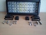 LED Strahler Arbeitsscheinwerfer 144 Watt   4D   12/24 Volt