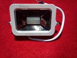 LED Strahler Kaltweiß, Gehäuse weiß, 10, 20 und 30 Watt