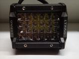 LED Strahler Arbeitsscheinwerfer 72 Watt    12/24 Volt