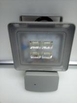 10 Watt LED Strahler der neusten Generation, 120lm/Watt, kalt- oder warmweiß