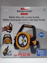 brennenstuhl® Mobile Akku LED - Leuchte flexible ML CA 130 F