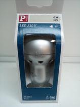 LED – Spezial  R63 E27 Rose´, Pflanzenlicht
