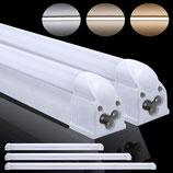 LED – Röhrenlampe T5 60, 90 oder 100 cm   KOMPLETT