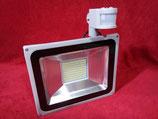 100 Watt LED Strahler mit Bewegungsmelder