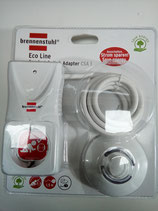brennenstuhl® Eco-Line-Comfort Switch Adapter EL CSA 1