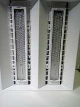 Zumtobel® LED-Hallenleuchte CRAFT M LED13000-840 PM WB LDO WH