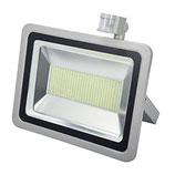 300 Watt LED Strahler mit Bewegungsmelder