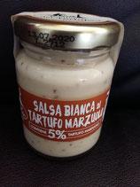Salsa bianca con tartufo Marzuolo 5%