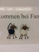 FLOWERPOT Magnet Mizzi zu Familien-Magnettafel