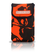 SMARTPHONE/ HARD DISC BAG | SAMPLE PIECE | NEONORANGE