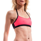 Sport Active Triangle Top® Schwarzes Netz BEACH WOMEN