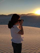 ホワイトサンズの夕陽見学とサンタフェを訪ねる2日間