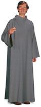 男性用グレー ALB-44 洗濯簡単なアルバロールスタイル アトス Athos Alb in JERSEY