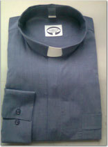 SLABBINCK 事務服 86 Clergyshirt with border