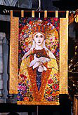 Slabbinck 4715 聖母と聖霊 行列バナー