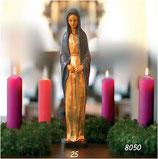 SLABBINCK  8050 アドベントリース 85 聖母像  セット