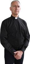 Slabbinck Assisi  聖職者用 長袖 事務服 黒 721125 -65