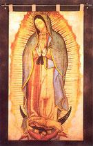 Slabbinck 4702     グアタルーペの聖母 タペストリー