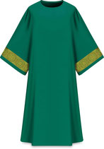 Slabbinck ダルマティカ Assisiコレクション 707013 典礼色 緑